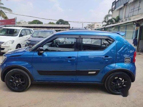 2018 Maruti Suzuki Ignis MT for sale in Hyderabad