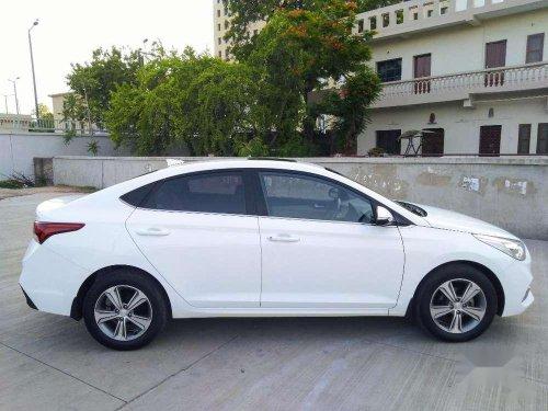 Used 2018 Hyundai Fluidic Verna MT for sale in Ahmedabad