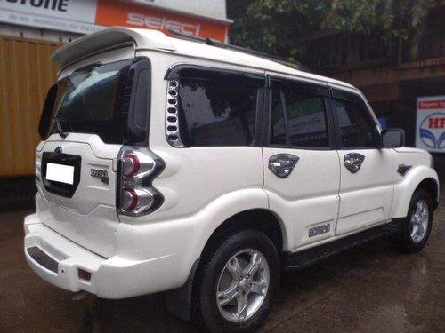 Used Mahindra Scorpio 1.99 S10 2015 MT for sale in Mumbai