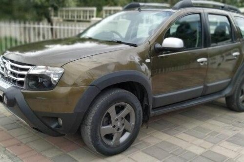 Used Renault Duster 2014 MT for sale in Bangalore