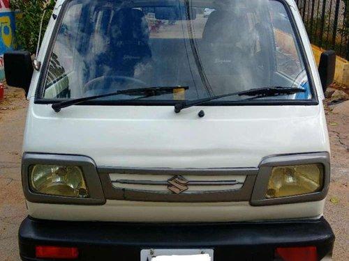 Used 2009 Maruti Suzuki Omni MT for sale in Hyderabad