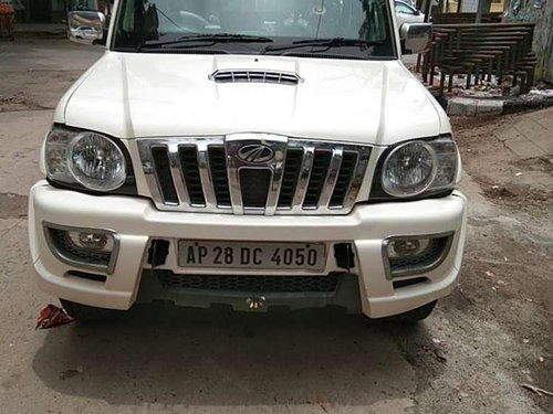 Mahindra Scorpio VLX BS III, 2009, MT for sale in Hyderabad -1