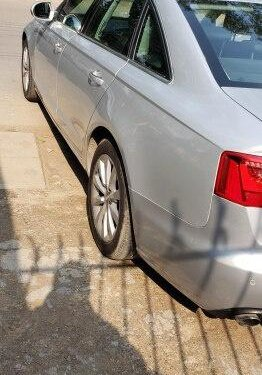 Used 2013 Audi A6 AT for sale in New Delhi
