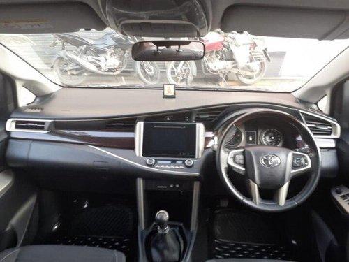 Used Toyota Innova Crysta 2.4 VX 2018 MT for sale in New Delhi