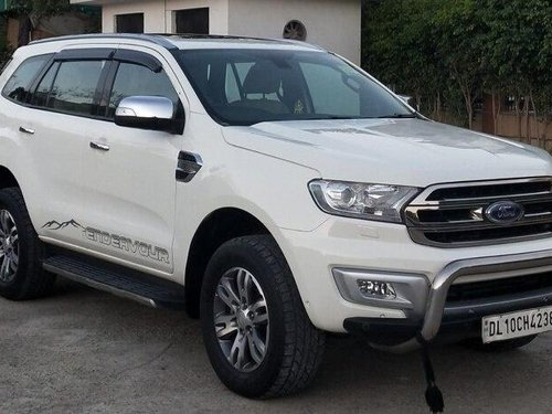 Used Ford Endeavour 2016 AT for sale in New Delhi
