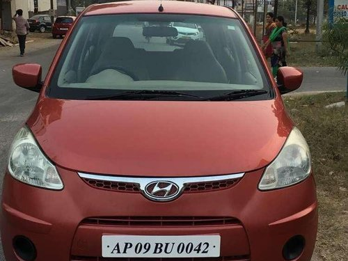 Hyundai i10 Magna 2009 MT for sale in Hyderabad