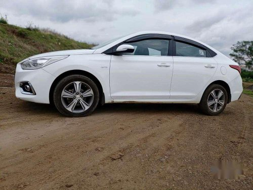Used 2018 Hyundai Verna AT for sale in Nashik