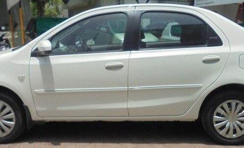 Used Toyota Platinum Etios 2013 MT for sale in Jaipur