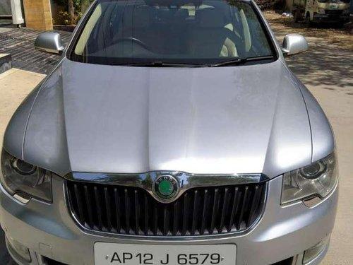 Used Skoda Superb 2009 MT for sale in Hyderabad