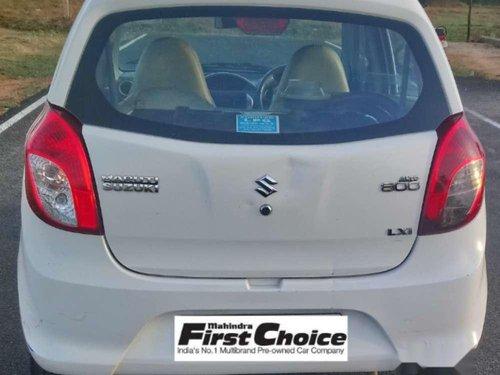 Used Maruti Suzuki Alto 800 2014 MT for sale in Tiruchirappalli