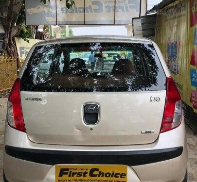 Used 2009 Hyundai i10 MT for sale in Faridabad