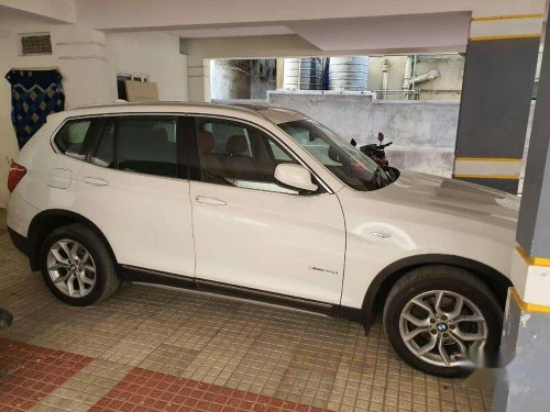 Used BMW X3 xDrive 30d M Sport, 2012, Diesel AT in Hyderabad