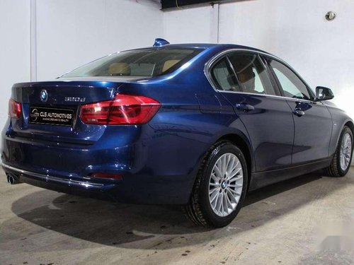 Used 2018 BMW 3 Series AT for sale in Hyderabad