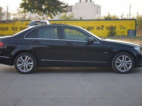 Used Mercedes-Benz C-Class 2011 AT for sale in Indore