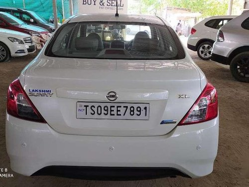 Used 2015 Nissan Sunny MT for sale in Hyderabad