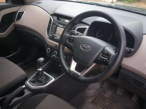 Hyundai Creta 1.6 E Plus, 2017, MT for sale in Hyderabad