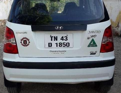 Used Hyundai Santro Xing GLS 2011 MT for sale in Coimbatore