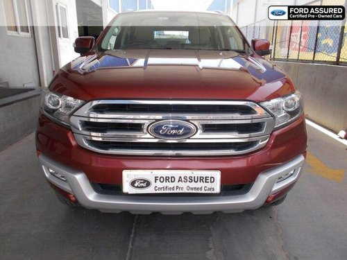 Used Ford Endeavour 2016 AT for sale in Jaipur