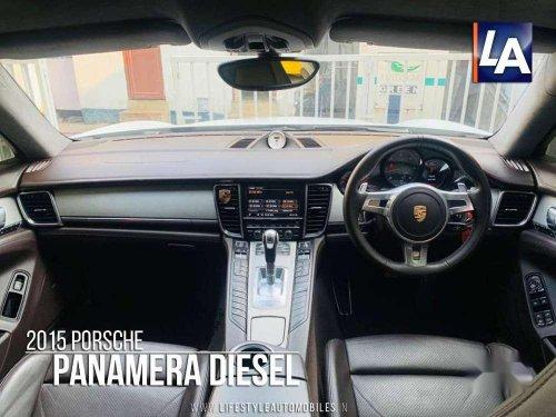 Used 2015 Porsche Panamera Diesel AT for sale in Kolkata