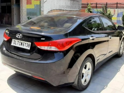 Used Hyundai Elantra 1.6 SX 2012 AT