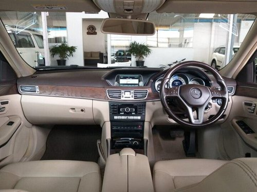 Used Mercedes-Benz E-Class 2015 AT for sale in Bangalore-5
