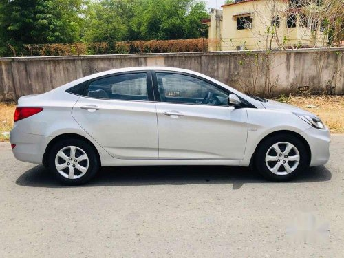 Used 2012 Hyundai Verna MT for sale in Vadodara