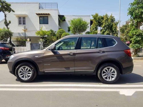 Used 2011 BMW X3 XDrive20d AT for sale in Ahmedabad