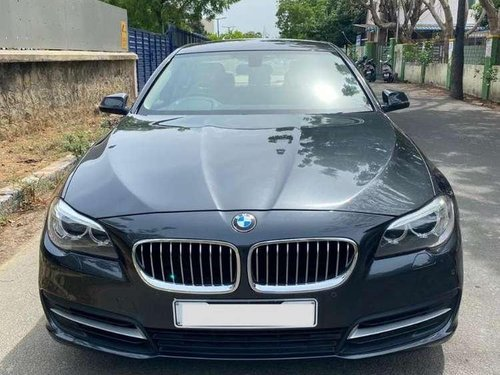 Used BMW 5 Series 520d Prestige 2015 AT for sale in Chennai