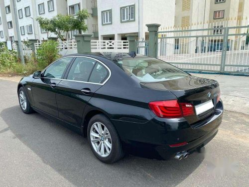 BMW 5 Series 520d Luxury Line, 2012 AT for sale in Chennai