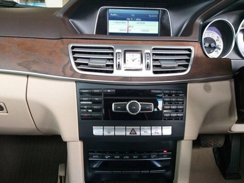 Used Mercedes-Benz E-Class 2015 AT for sale in Bangalore-1