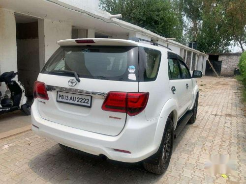 Used 2016 Toyota Fortuner AT for sale in Chandigarh