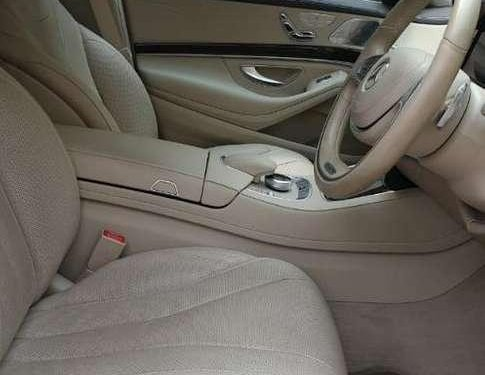 Used Mercedes Benz S Class 2016 AT for sale in Pune