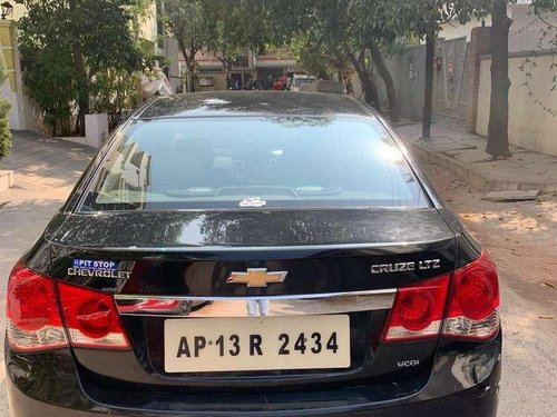 Used Chevrolet Cruze LTZ 2009 MT for sale in Hyderabad