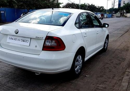 Used Skoda Rapid 2013 MT for sale in Pune
