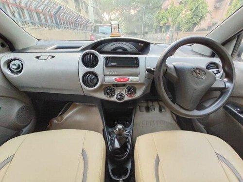 Used Toyota Platinum Etios J 2011 MT for sale in Mumbai