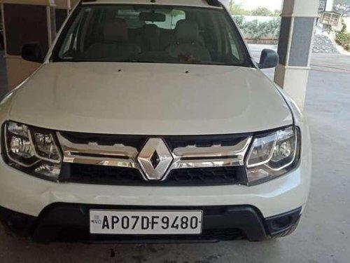 Used Renault Duster 2017 MT for sale in Vijayawada