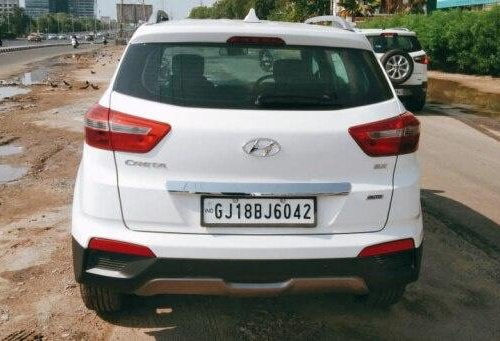 Used 2018 Hyundai Creta 1.6 SX Automatic Diesel AT in Ahmedabad
