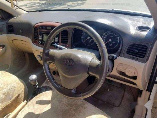 Hyundai Verna VGT CRDi, 2010, MT for sale in Ahmedabad