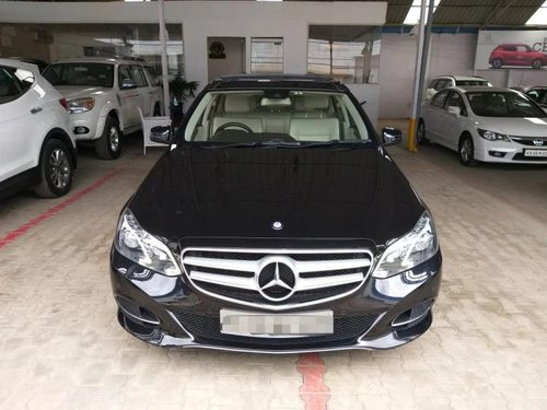 Used Mercedes-Benz E-Class 2015 AT for sale in Bangalore