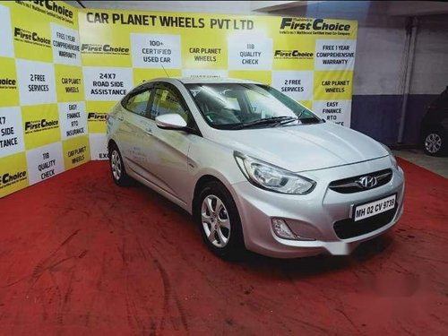 Used Hyundai Verna, 2013, Petrol MT for sale in Thane