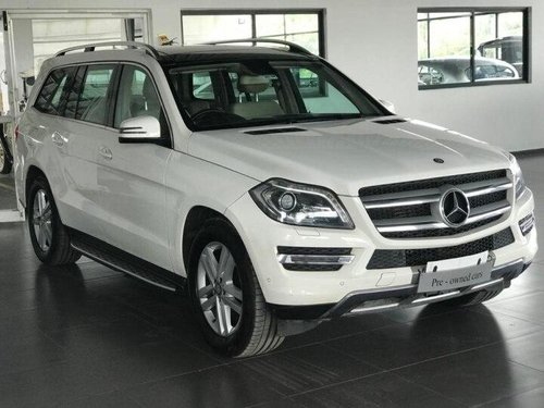 Used Mercedes Benz GL-Class 2015 AT for sale in Bangalore
