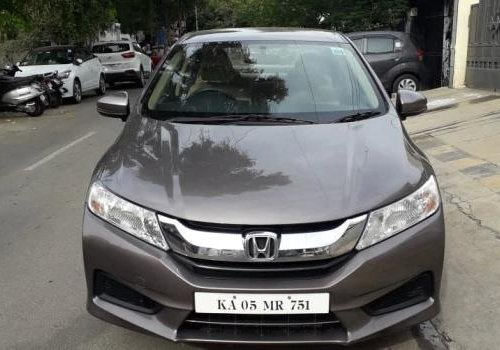 Used Honda City 2015 MT for sale in Bangalore