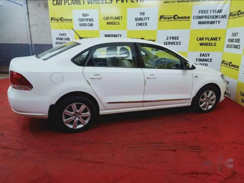 Used Volkswagen Vento, 2015, Diesel MT for sale in Thane