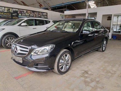 Used Mercedes-Benz E-Class 2015 AT for sale in Bangalore-16