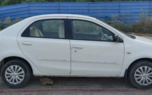 Used Toyota Platinum Etios GD 2012 MT for sale in New Delhi