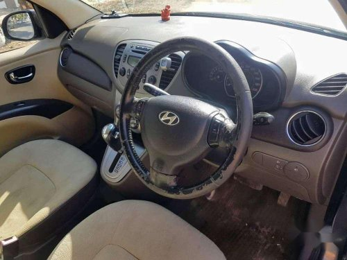 Hyundai I10 Asta 1.2, 2012, AT for sale in Ahmedabad
