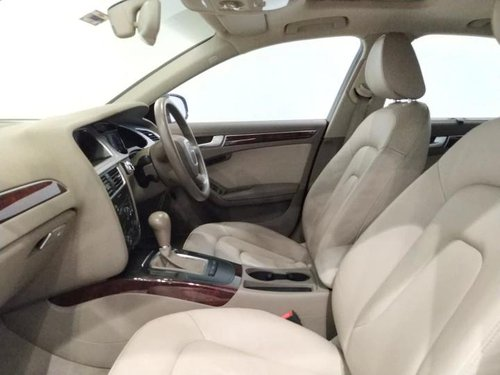 Used Audi A4 2012 AT for sale in Mumbai