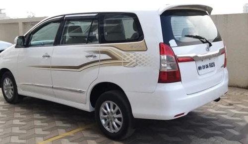 Used Toyota Innova 2014 MT for sale in Kolhapur
