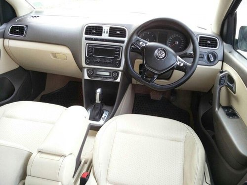 Used 2015 Volkswagen Vento AT for sale in Ahmedabad