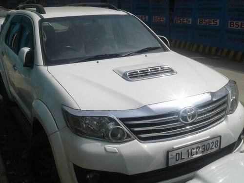 Used Toyota Fortuner 2012 AT for sale in New Delhi